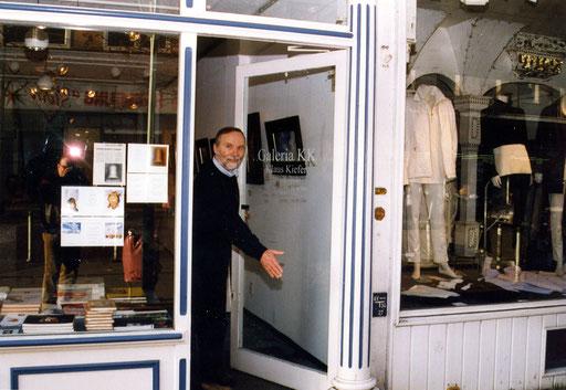 Willkommen in der Galerie KK (Foto 2008)