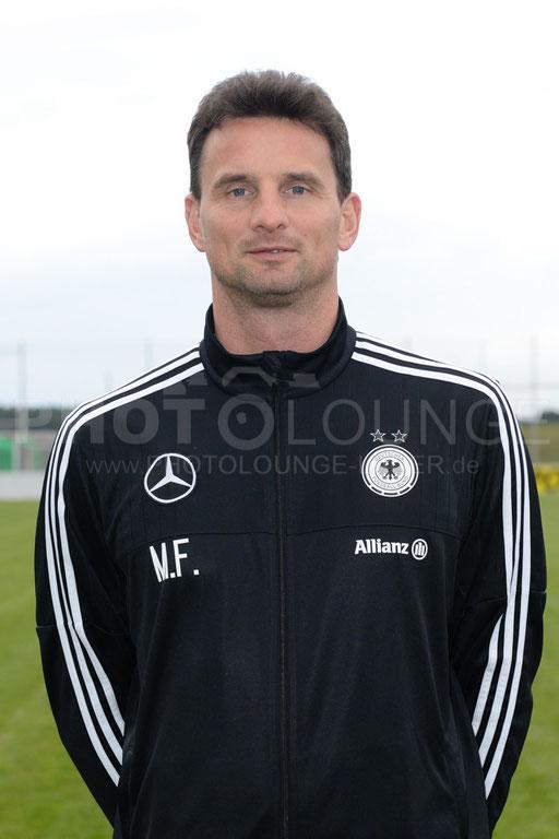Michael FUCHS (Torwart-Trainer DEUTSCHLAND)   © Fotograf: Karsten Lauer / www.photolounge-lauer.de