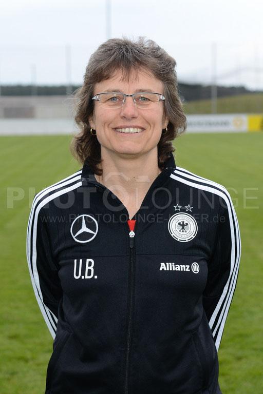 Ulrike BALLWEG (Co-Trainerin DEUTSCHLAND)   © Fotograf: Karsten Lauer / www.photolounge-lauer.de