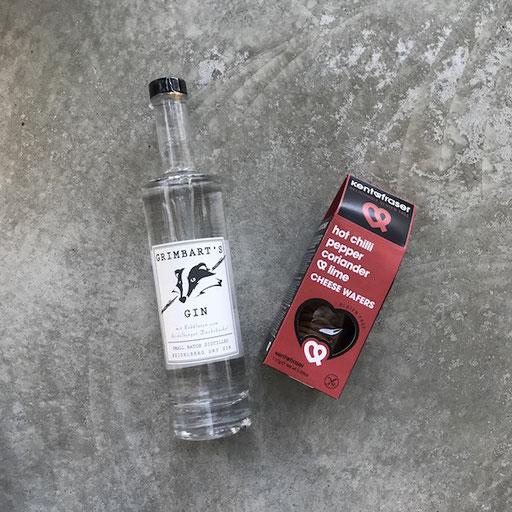 Gin Grimbart's 24,90 | Kent&Fraser 6,90 Euro