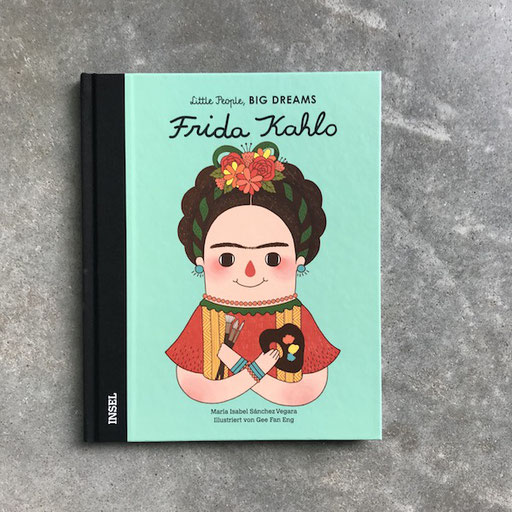 Buch 'little people big dreams' Frida Kahlo 13,90 Euro