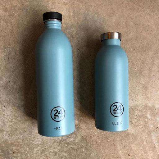 24 bottles verschiedene Größen, Farben und Funktionen ab 19,90 Euro