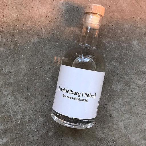 Gin [ heidelberg | liebe ]  8,50/100ml