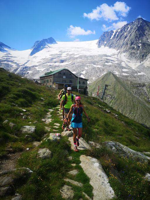 Stephanie Kröll Greizerhütte - Foto: Racingteam Mountainshop Hörhager