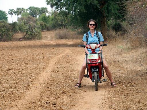 Auf Abwegen - Suche nach Dörfern abseits der Pagodenfelder