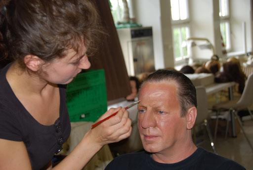 Special Effect Make-up - Maskenbildner Prüfung Hamburg