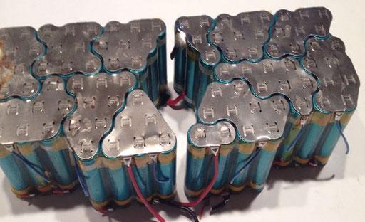 Bloques de recarga baterías Segway i2 x2 i180 XT PT i170 Police Policia Robot