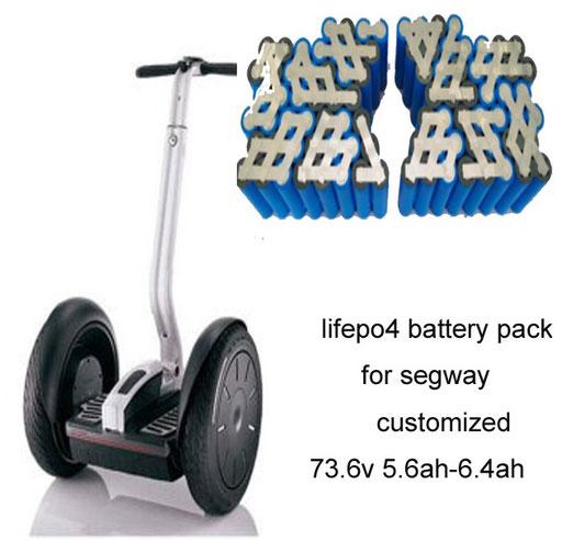 Recarga de baterías Segway PT i2