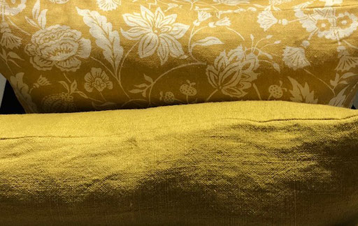 Indiane Fabric by Antionette Poisson