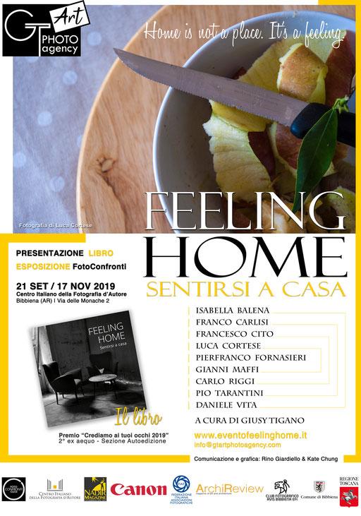 FEELING HOME, Sentirsi a casa - MOSTRA GT ART Photo Agency    Maggiori dettagli alla voce NEWS - EVENTI