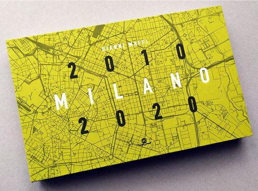 MILANO 2010-2020, libro fotografico di Gianni Maffi - Maggiori dettagli alla pagina BOOKS