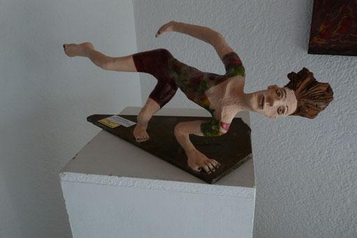 """""""ZUMBA ZUMBA"""" - aus der Serie der Linksfüßer - 2014"""