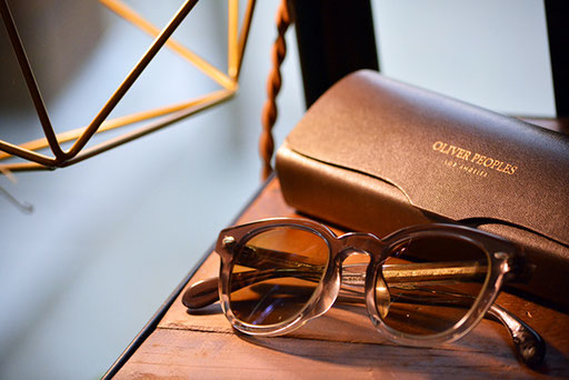 ◎フレーム:OLIVER PEOPLES/OV5036 ◎レンズ:TALEX/TRUEVIEW SPORTS