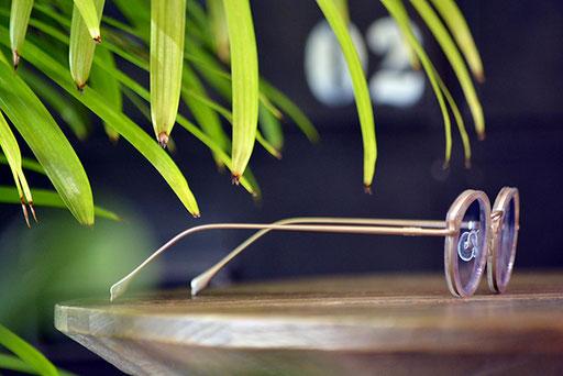 ◎フレーム:AKITTO/pin12 ◎レンズ:Ito Lens/Neo Contrast
