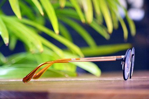 ◎フレーム:BCPC Kids/BK-026S ◎レンズ:Ito Lens/アクロライト1.74内面非球面レンズ