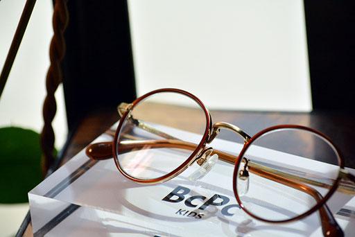 ◎フレーム:BCPC Kids/BK-017 ◎レンズ:Ito Lens/アクロライト1.60