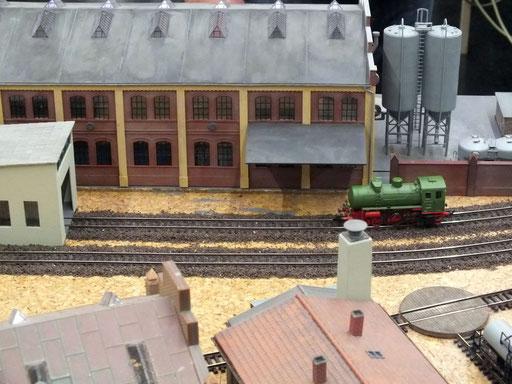 Industriegebiet Dahmstadt