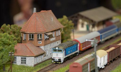 .....vorbei am Stellwerk Dahmstadt