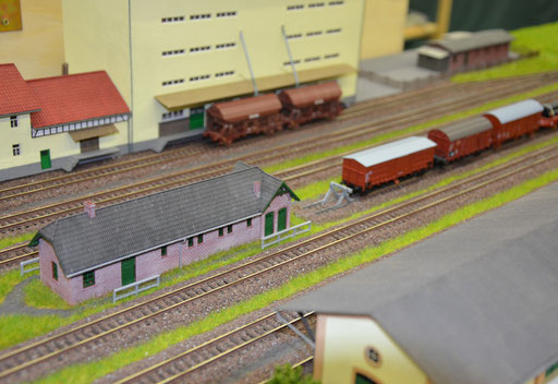 Getreidespeicher von Dahmstadt