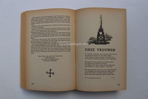 Dutch-SS – SS Vormingsbladen 1942. No.1 t/m 12.