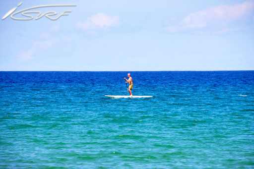Big Island Hawaii Sup- Isurf NL - (Photographer: Raymond Deckers)