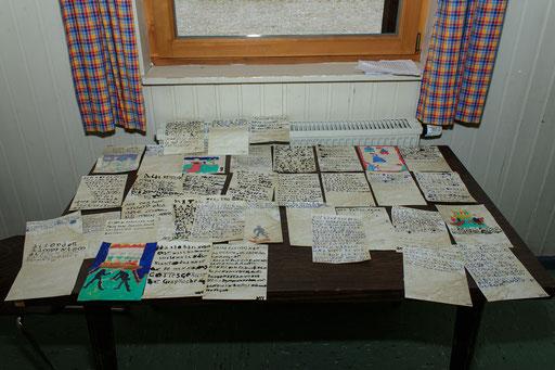 Am Ende des Tages haben die Kinder die Geschichte des Lohengrin erfolgreich übertragen. /Foto: Stephan