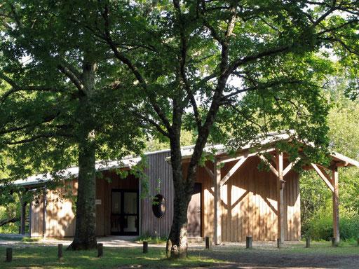 Le Teich, Tourisme - Gite de jour MNBA