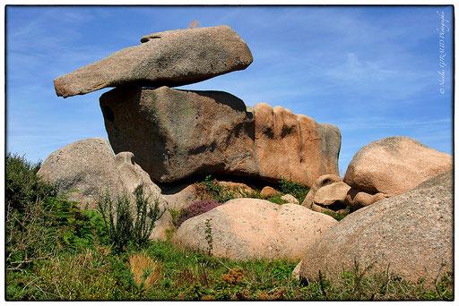 Côte de granit rose - Bretagne © Nicolas GIRAUD