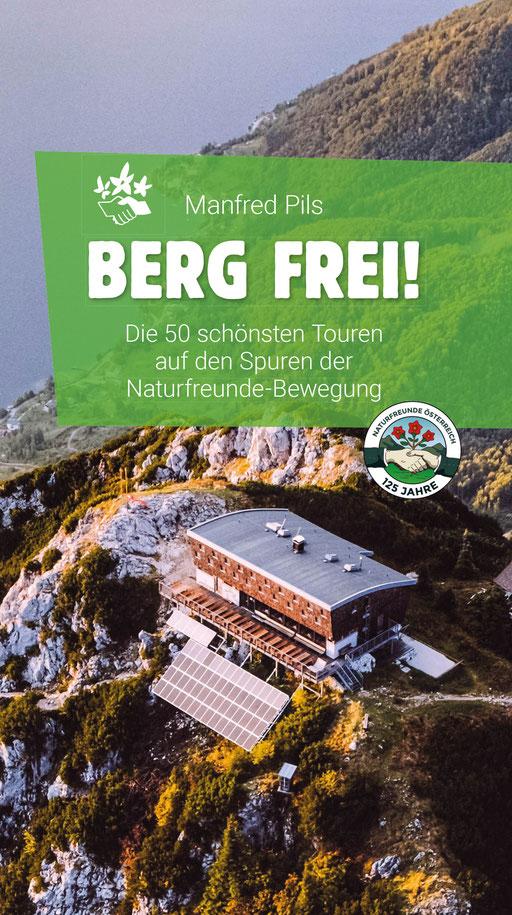 Umschlag-Gestaltung, Typografie und Satz • Naturfreunde Österreich