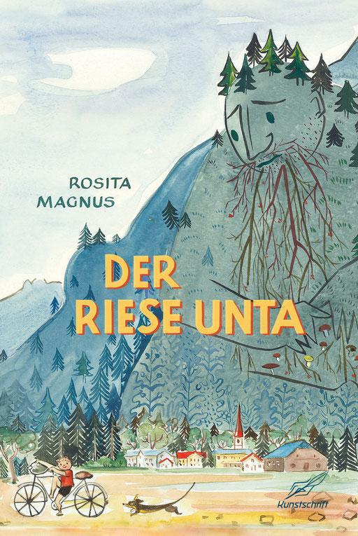 Umschlag-Gestaltung, Typografie und Satz • Residenz Verlag
