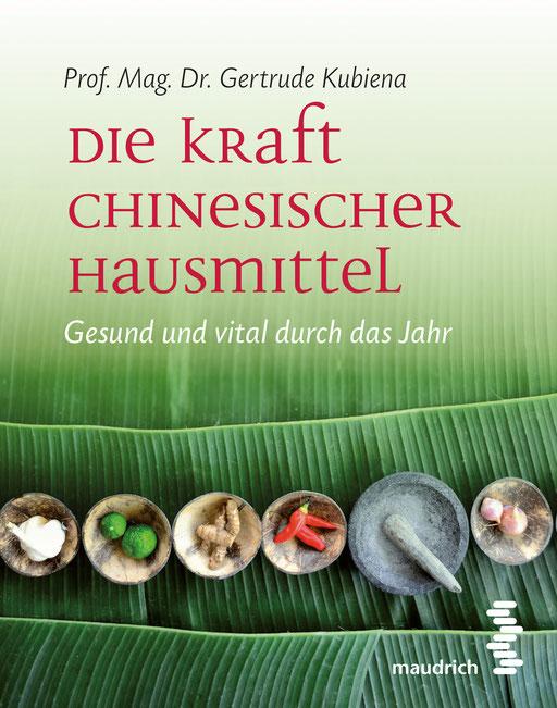 Umschlag-Gestaltung • Maudrich Verlag
