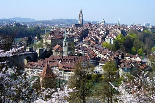 Altstadt Bern - Nydegg