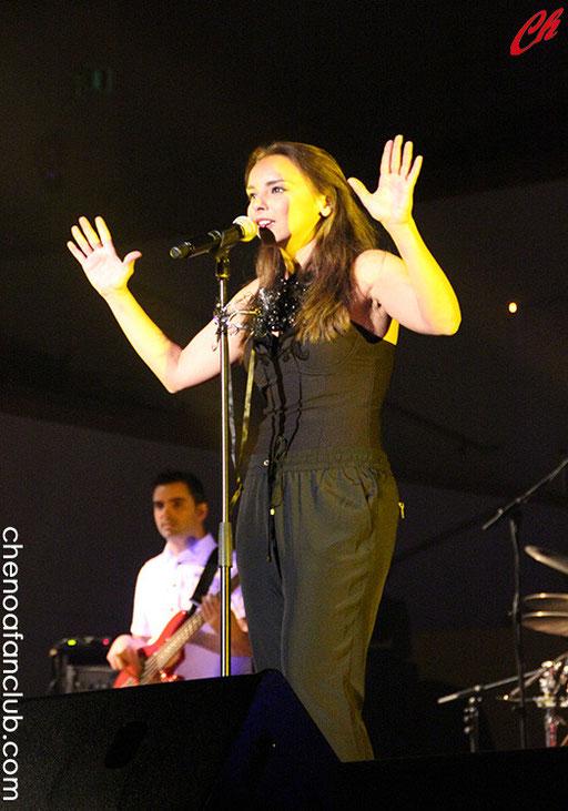 Concierto en Valencia 27/04/2013 Foto Celia de la Vega