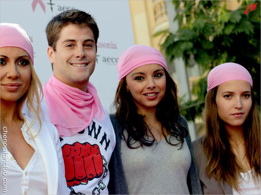 Acto Ausonia - Lucha contra el cáncer