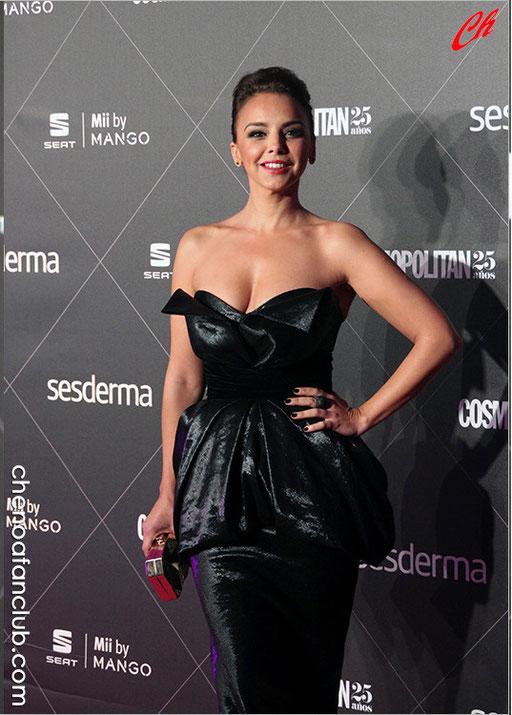 Premios Cosmopolitan - 25 Aniversario - 27/10/2015 Fotos Celia de la Vega