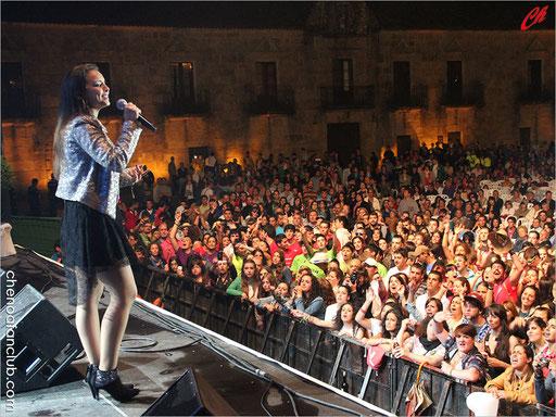 Concierto Cambados (Pontevedra) 01/08/13 Foto Celia de la Vega