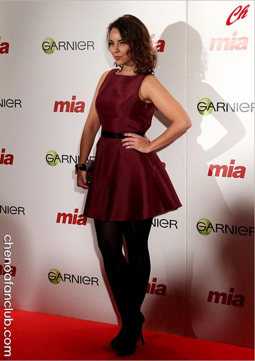 """Premios """"Cuida de ti"""" - Revista Mía y Garnier 29/10/2014 - Fotos Celia de la Vega"""