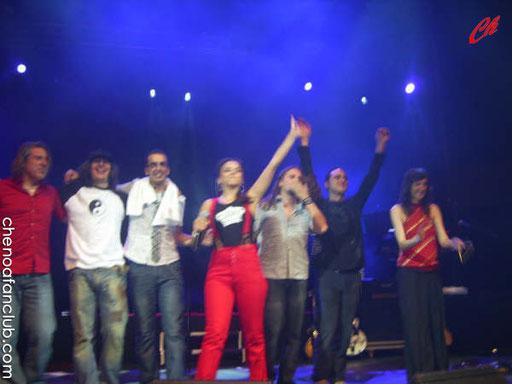 Concierto en Auditori (Barcelona)