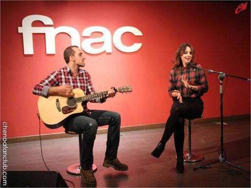 Firma de Discos en Fnac Callao (Madrid) - 29/11/2013 Fotos Celia de la Vega