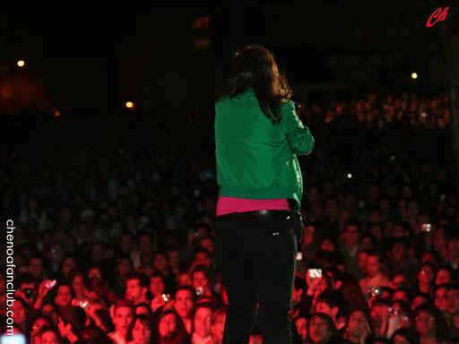 Concierto en Leganés (Madrid-Fin de gira)