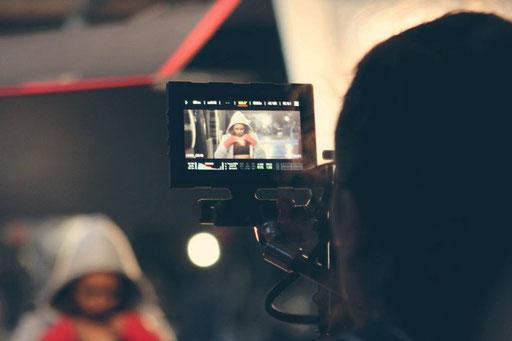 Fotos Making Off VideoClip Chenoa 2013 - Gracias a Alias Music