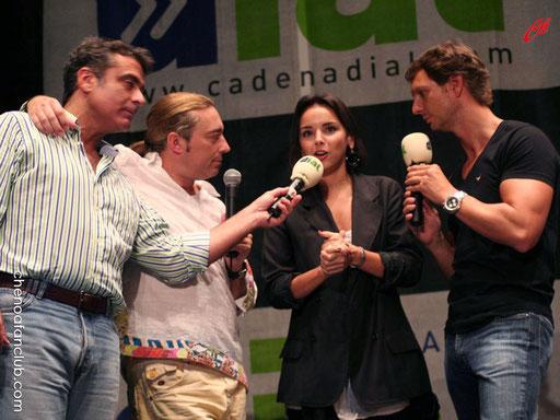 Grabacion Atrévete - Cartagena