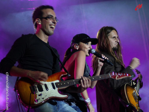 Concierto en Fuenlabrada (Madrid)