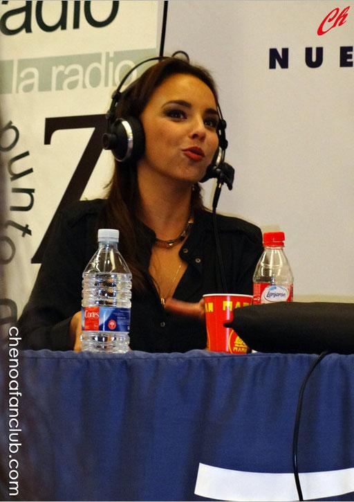 Entrevista de la Radio 97.7 - Valencia - Fotos gracias a Lucía Grau