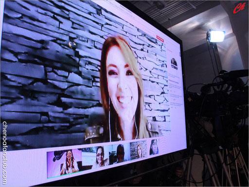 Presentación Disco Otra Dirección 17/09/2013 Foto Celia de la Vega