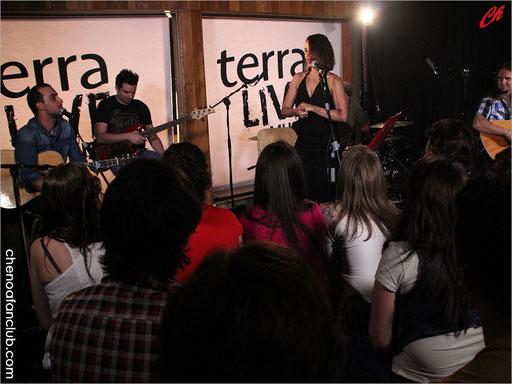 Concierto organizado por TerraLiveMusic - 08/05/2014 (Fotos Celia de la Vega)