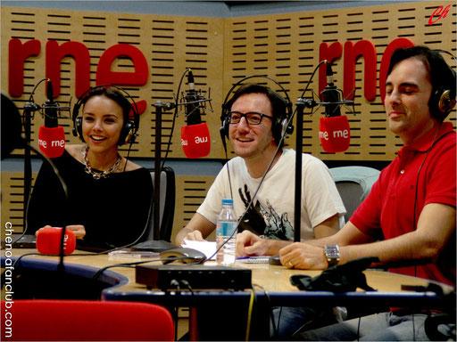 """Entrevista + Acústico """"Abierto hasta las 2"""" de RNE - Fotos Celia de la Vega"""