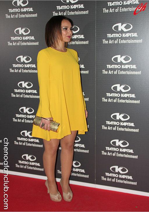 XII Entrega de Premios Kapital - 01/04/2014 Fotos Celia de la Vega