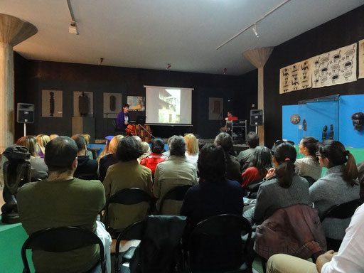 Museum of African Art, Belgrade, photo presentation