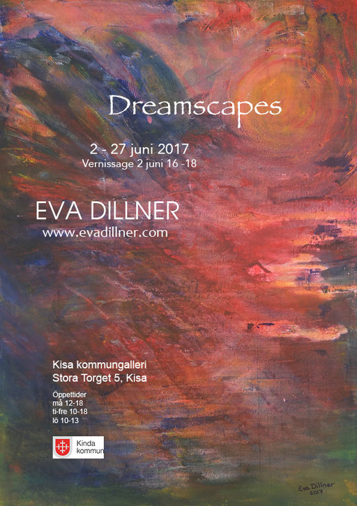 Dreamscapes, Kisa Art Gallery 2017